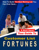 Thumbnail Customer List Fortunes - gold mine in your hands